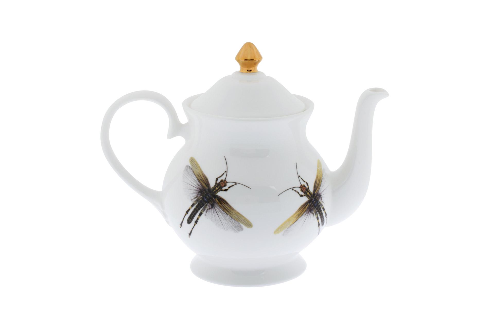 Чайник Melody Rose Dragonflies  (Копия) от Roomble