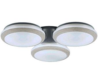 Потолочный светильник потолочный  Троя, 3 плафона от Roomble