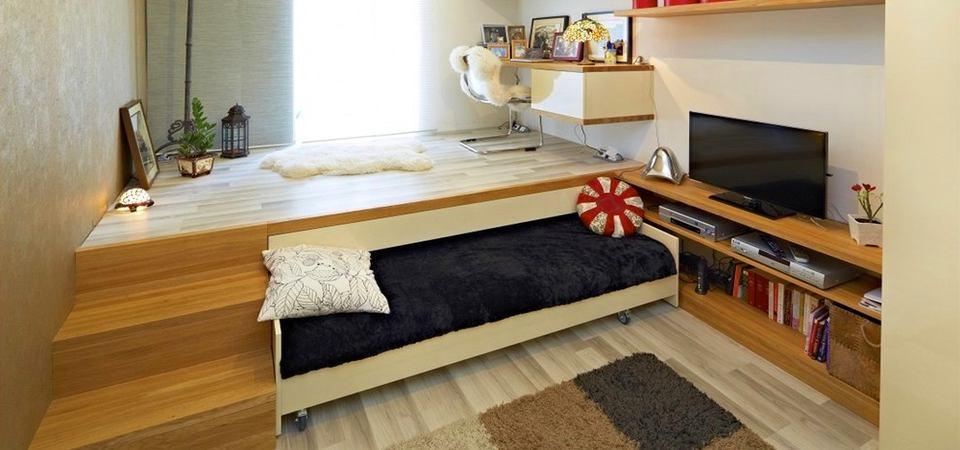 Детская кровать своими руками из дсп чертежи фото 202