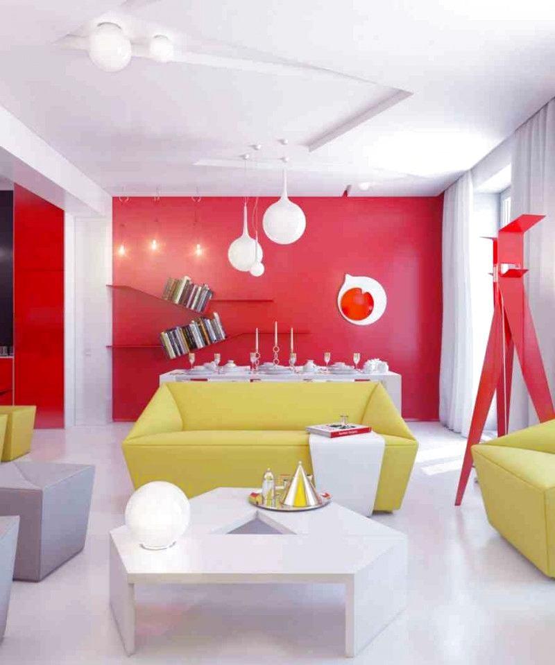 Мебель и предметы интерьера в цветах: желтый, светло-серый, белый, бордовый, салатовый. Мебель и предметы интерьера в стиле американский стиль.