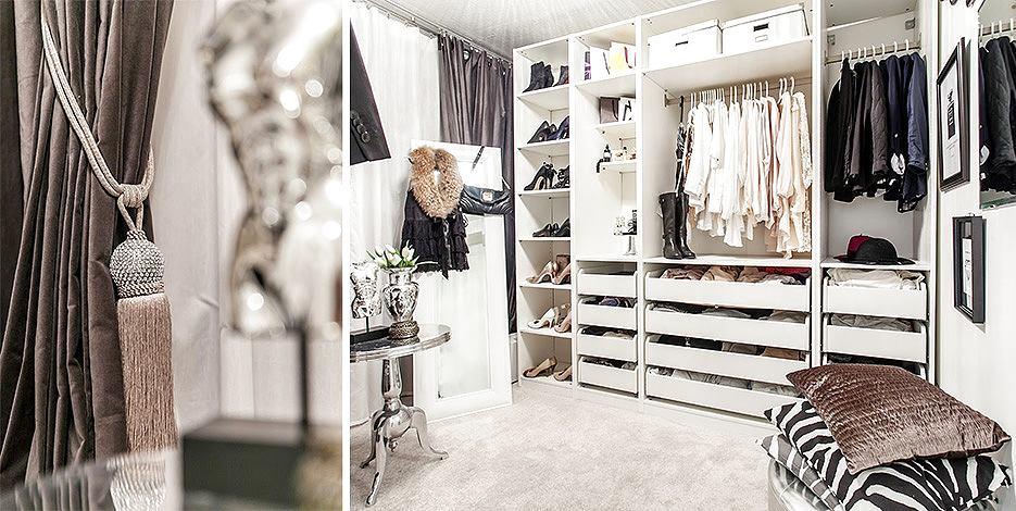 Подсобное помещение в цветах: черный, серый, светло-серый, белый, бежевый. Подсобное помещение в стиле эклектика.