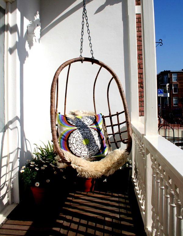 Балкон, веранда, патио в цветах: белый, бежевый. Балкон, веранда, патио в .